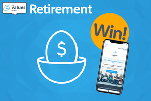 The Values Project 'Retirement' Competition