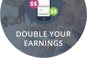 'Double Your Earnings' Promotion