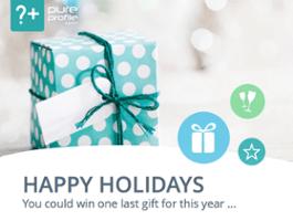 'Happy Holidays' Festive Fun Promotion