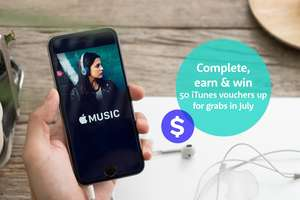 July iTunes Promotion
