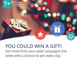 'Value Campaigns' Festive Fun Promotion