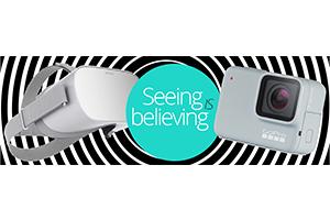 August 2019 – Seeing is believing