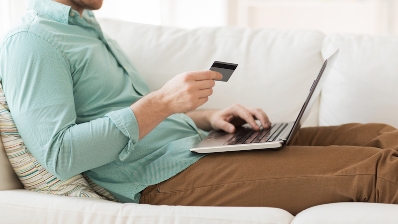How online spending is changing