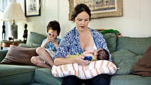 Coronavirus - Midwife reveals hidden impact on new mums